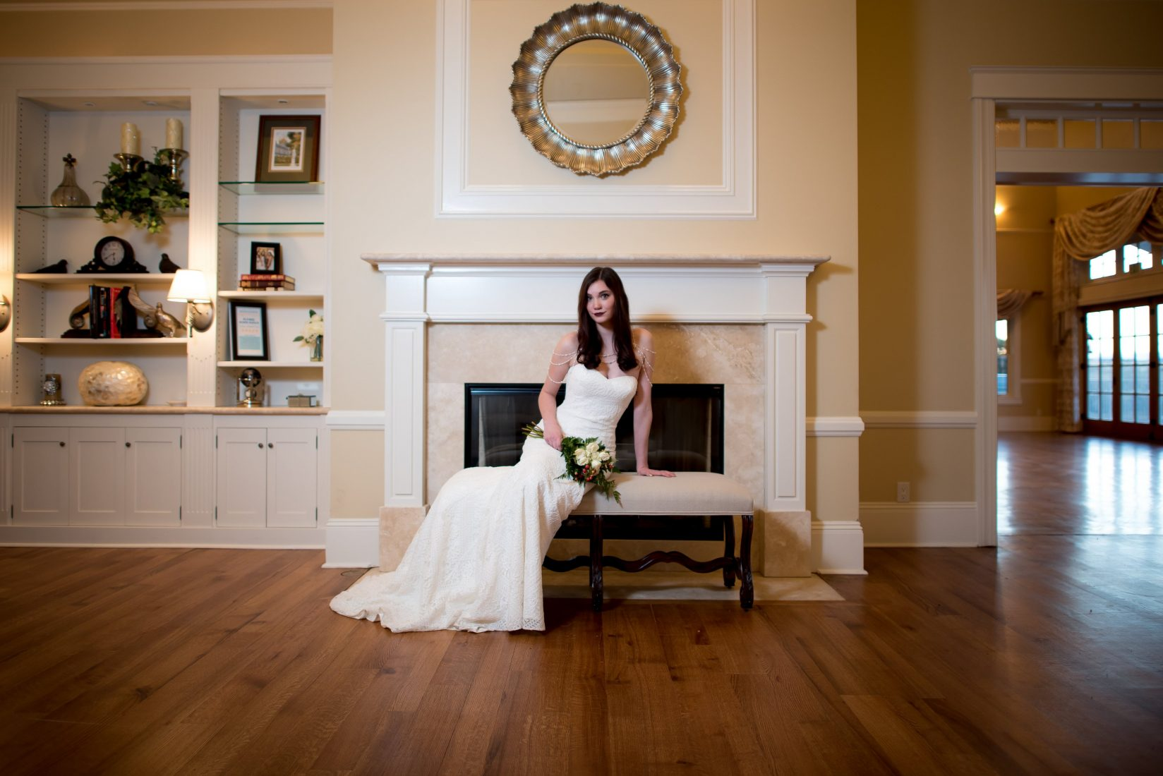 Flying Horse Ranch Bridal Show featuring Danelle\'s Bridal Boutique